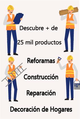 Reforamas, Construcción, Reparación y Decoración de Hogares